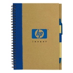 HT930 - Recycled Paper Notebook