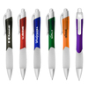 PH-347 - Transluscent Myke Plastic Pen